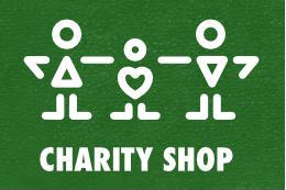 Logo charity shop