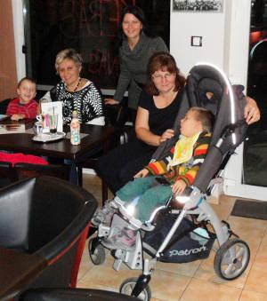 S Alexíkom a Tomáškom