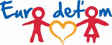 logo Euro deťom