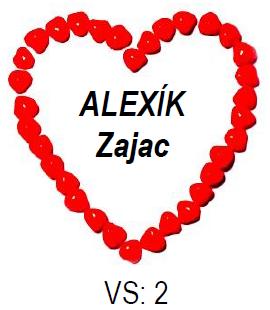 Srdce Alexik