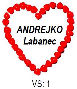 Srdce Andrejko