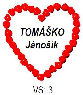 Srdce Tomáško