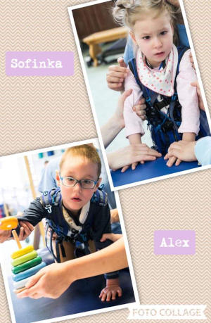 Sofia a Alex